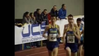 3000м чоловіки Чемпіонат України 2017 Суми
