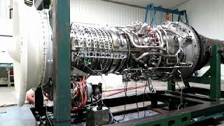 The Big Engine - the GE LM2500