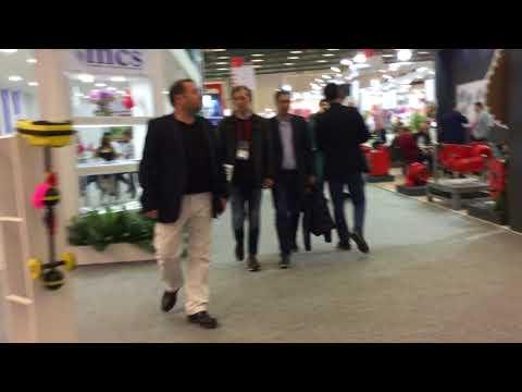 WIN Eurasia 15-18 Mart 2018, Tüyap