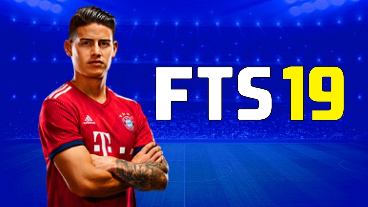 Download FTS 19 Android Offline 300mb Best Graphics New Update 2018/2019 by  DroidKring ID