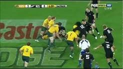 Wallabies vs All Blacks Tri Nations 2011 Final