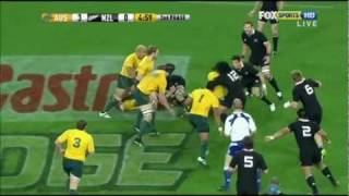 Wallabies vs All Blacks Tri Nations 2011 Final