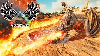 ПЛАМЯ ВИВЕРНЫ - ARK Survival Evolved - Redemption #2