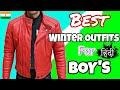 Winter Clothing style for BOY'S | Desi Gabru Men's fashion Styling