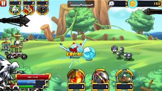 De Defensa de la historieta 5 (por KyungHun, Kang) - juego de acción para android y iOS juego.
