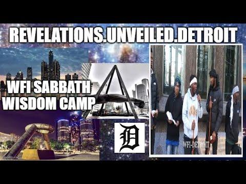 R.U.D. Presents :  W.FI.- Detroit  (Watchmen For ISRAEL) 05/29/21 CAMP
