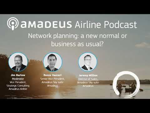Airline Network Planning: a new normal or business as usual?