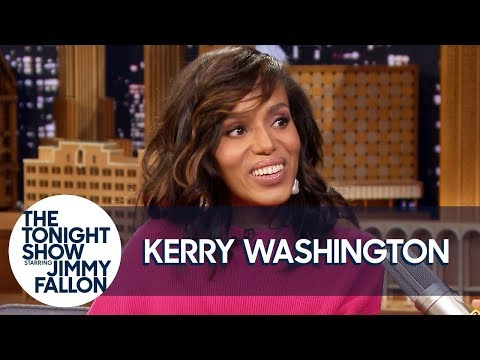 "Kerry Washington's ""Shocking"" Broadway Play American Son"