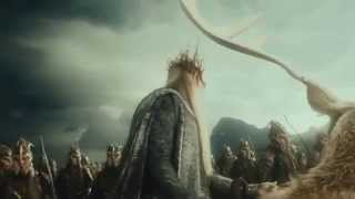 Repeat youtube video The Hobbit: An Unexpected Journey - Smaug attacks Erebor
