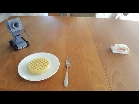 Best Robot For Those Who Like Eating Alone