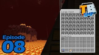 'Some Community Service and Nether Pranking' - Truly Bedrock EP08, Bedrock Survival Realm
