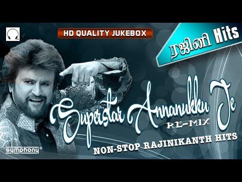 Rajinikanth Songs | Non-Stop Remix | Dance...