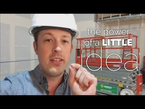 The Power of a Little Idea