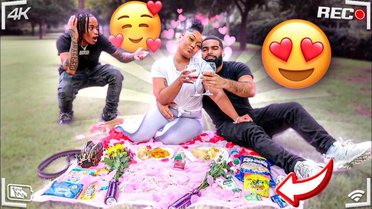 I PUT 2 FREAKS ON A REAL ROMANTIC FIRST DATE😍