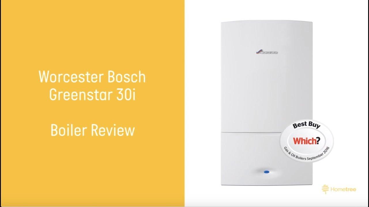 Worcester Bosch Greenstar 30i Boiler Review | Hometree