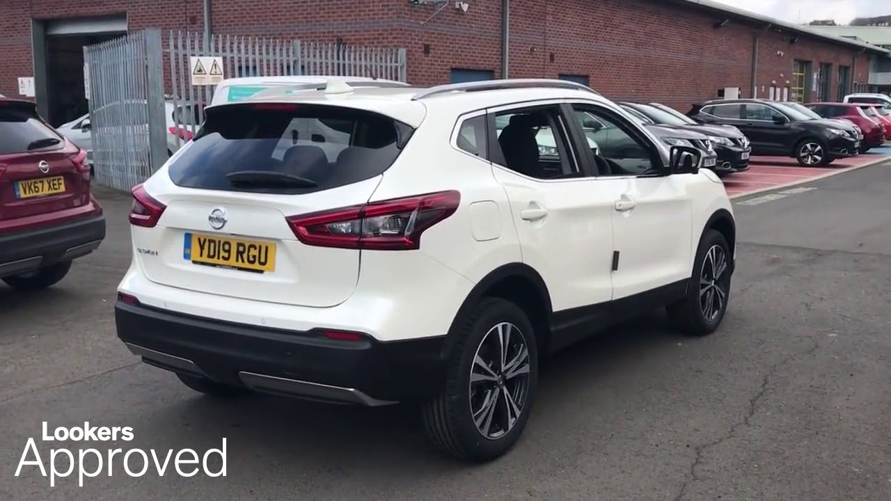 Dealer New QASHQAI NISSAN 1 3 Dig-T N-Connecta (Glass Roof