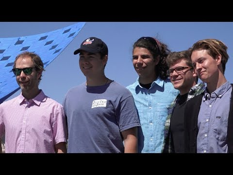 Hybrid Solar Converter: USD engineering students show off prototype