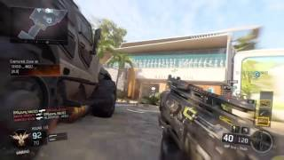 Call of Duty Black Ops 3   VMP Rampage   50 Bomb   PS4  