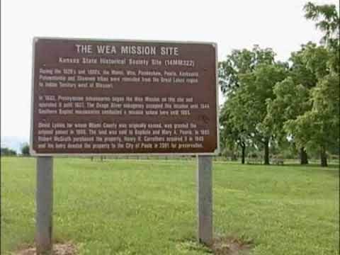 The Wea Mission Site