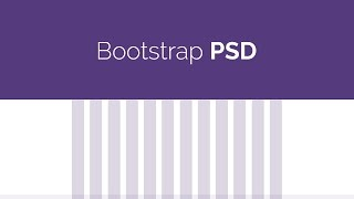 Bootstrap сетка, PSD
