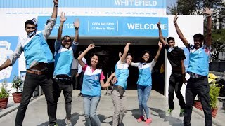 """Experience Life of a """"Sport Leader at Decathlon Whitefield"""""""