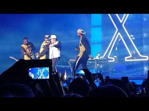 24K MAGIC - Bruno Mars @O2 Arena 18/4/17