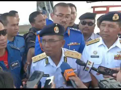 Kudat Victims Arrive In Sabah