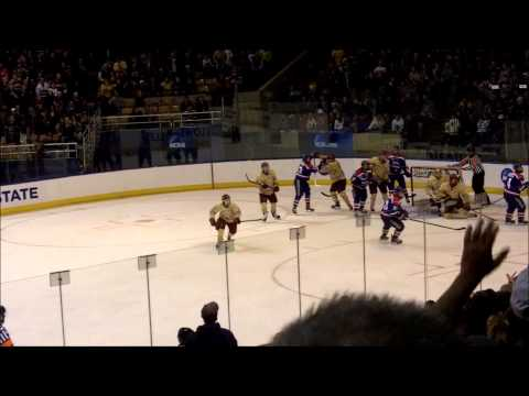 Boston College vs. UMass-Lowell, Mar. 30, 2014: The Final Seconds