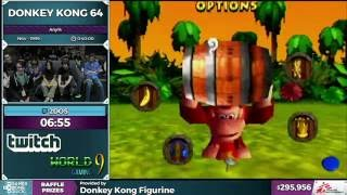 Donkey Kong 64 by 2dos in 32:35 - SGDQ 2016 - Part 80
