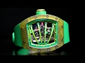 Richard Mille RM 59-01 Yohan Blake Tourbillon – The Beast!