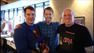 BATYARD at ACE Comic Con: Long Island - Part: 1 : Interview With Kevin Conroy!