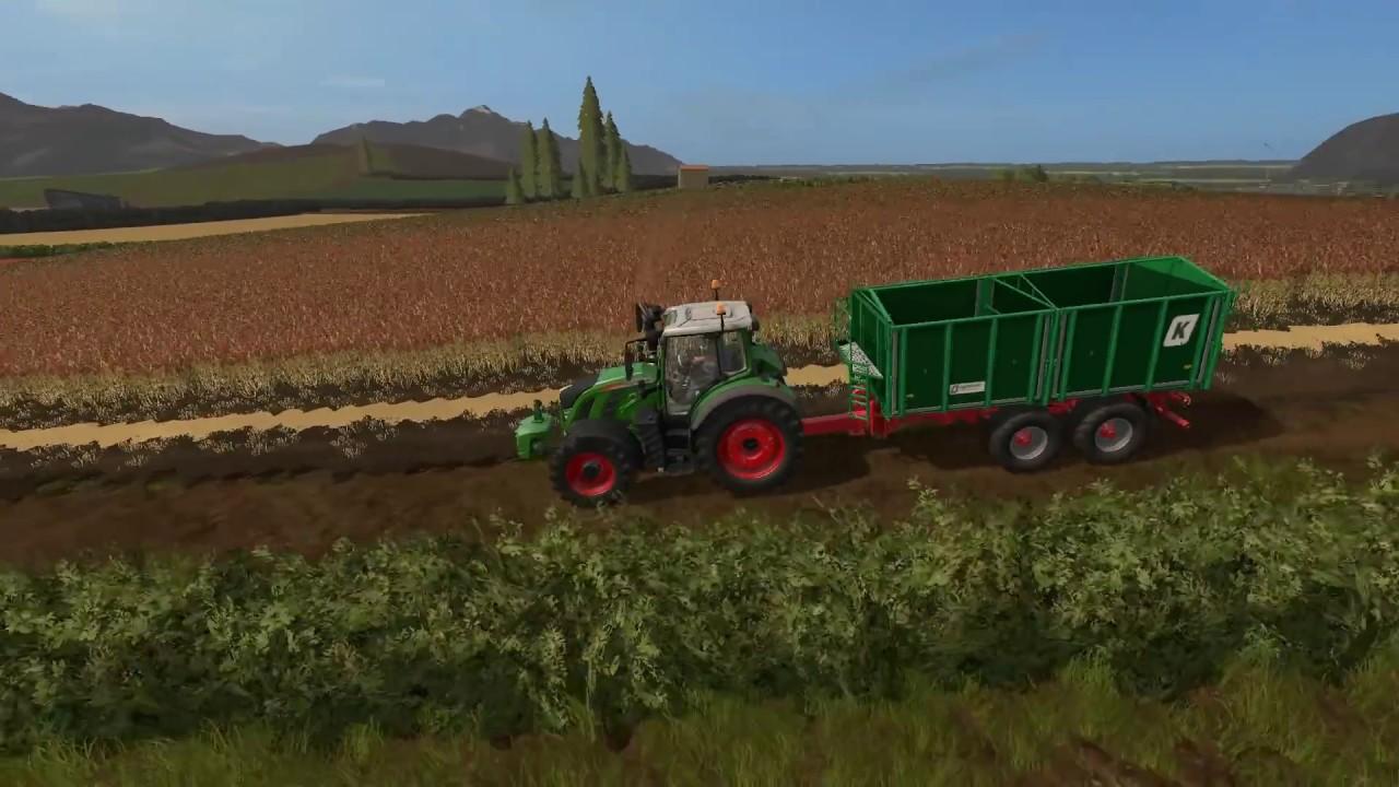 Cantabria Infinite | ModHub | Farming Simulator