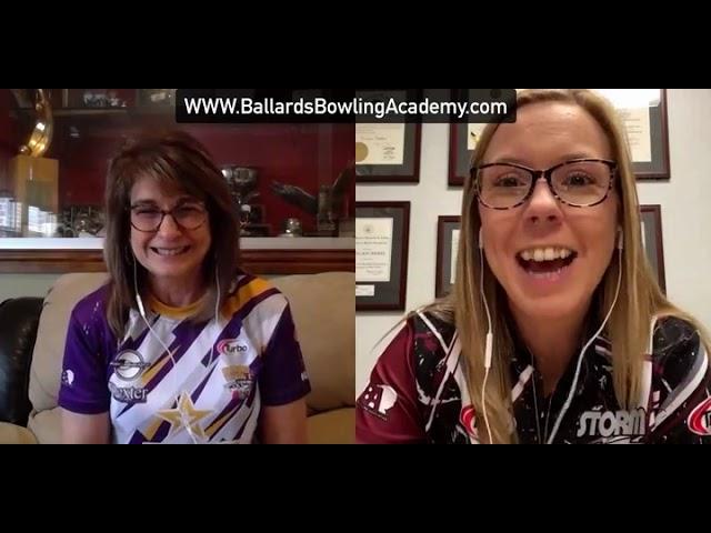 Kicking Back with Ballard's Bowling Academy Episode #20 with Kayla Bandy