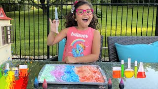 Easy DIY Science Experiments for kids to do at home!! family fun