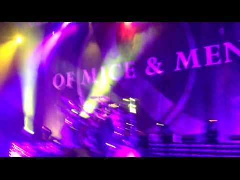 Of mice and men - Second and Sebring (Austins carliles last song as of mice and men singer)