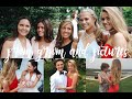PROM VLOG 2016: GRWM and PICTURES