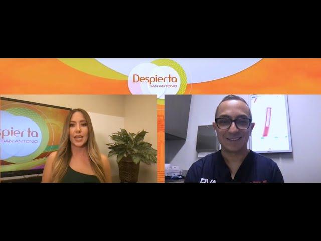 Univision Invites Dr. Matos to Discuss P.A.D.