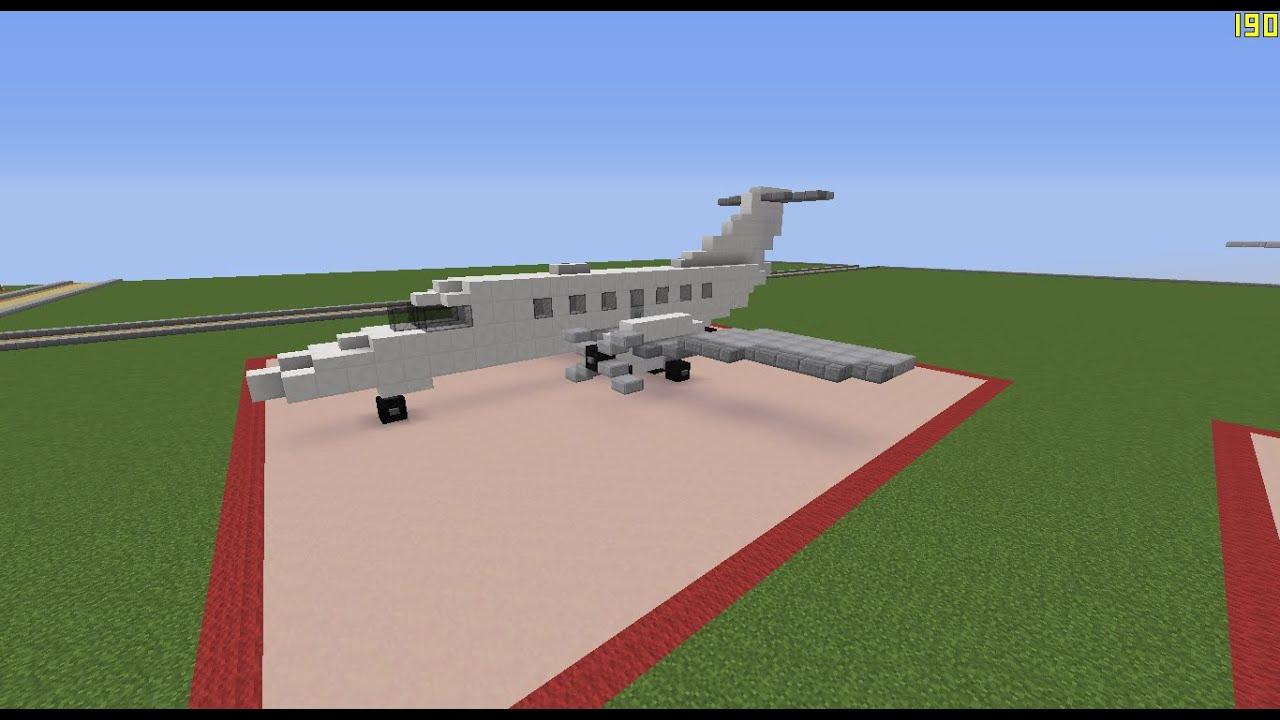 minecraft plane by yazur - photo #39