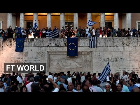 ECB extends lifeline to Greece | FT World