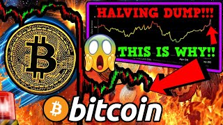 BITCOIN CRASHING RIGHT NOW!!!
