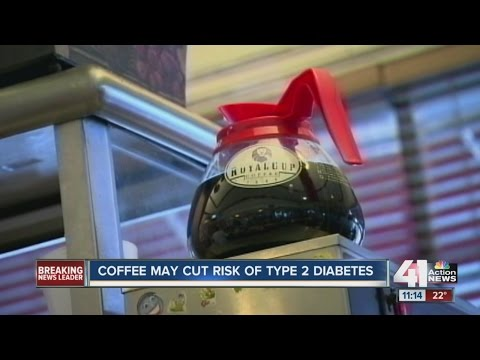 Coffee may cut risk of Type 2 Diabetes