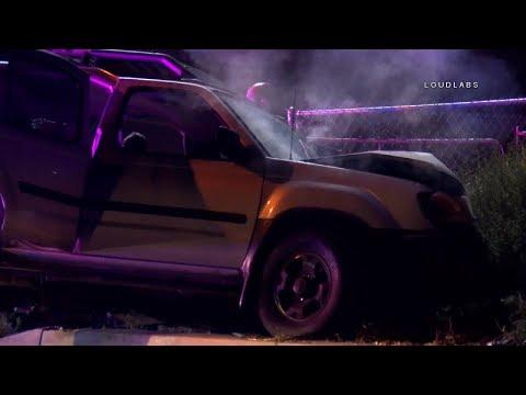 Vehicle Pursuit / Colton   RAW FOOTAGE