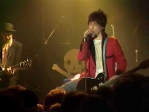 Johnny Thunders IN COLD BLOOD live Nyc DVD 1982-03-13 FULL SHOW
