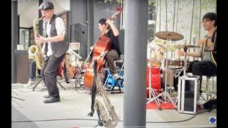 2011年9月11日、定禅寺ストリートジャズフェスティバルに4回目の出演。 ...