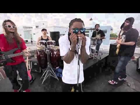 Behind The Scenes of Da Da Da - Lil WayneDerick G