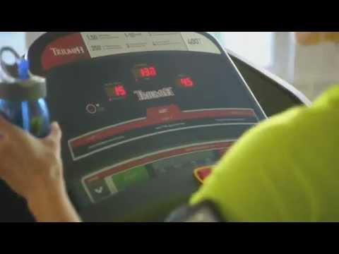livefit with academy sports + outdoors - triumph 400t treadmill