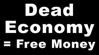 Economists Call For Free Money [Stimulus Checks] Forever Because of a Dead Economy & TikTok Ban!
