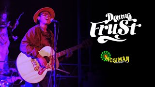 Denny Frust Acoustic Live (2019) | Musik Peduli Teman