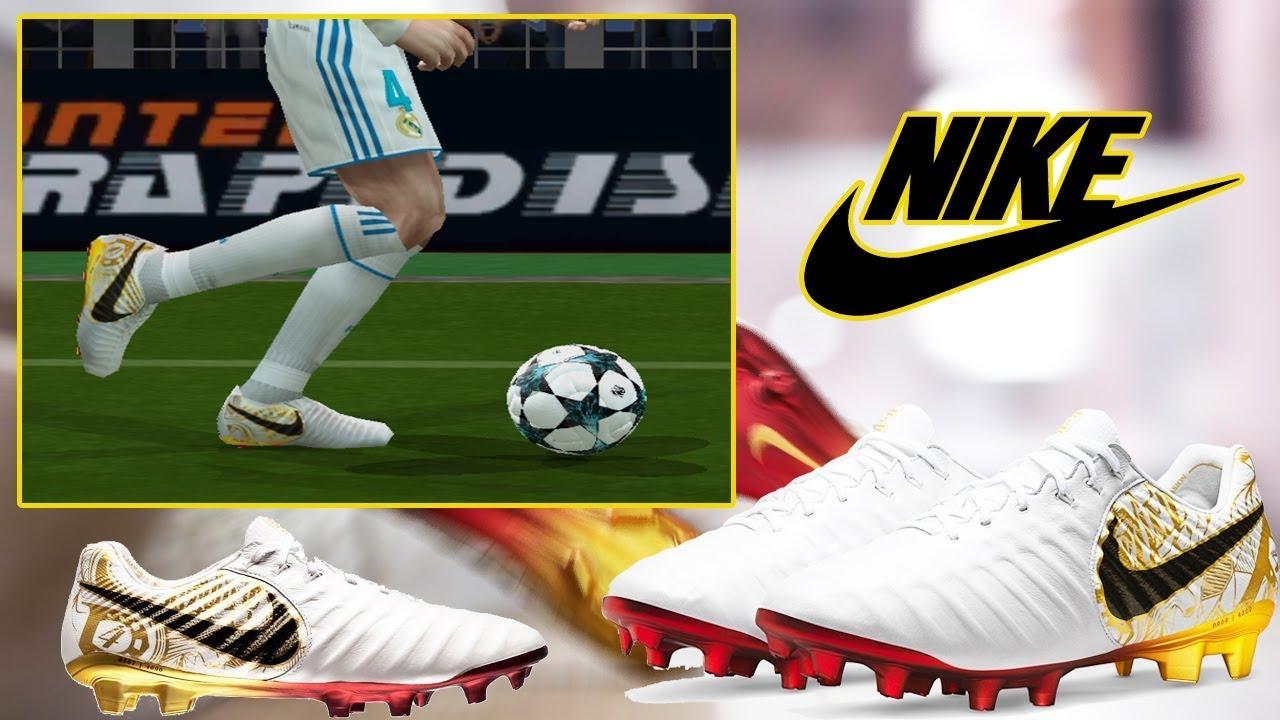 [PES6] Nike Tiempo Legend 7 Sergio Ramos Corazón y Sangre