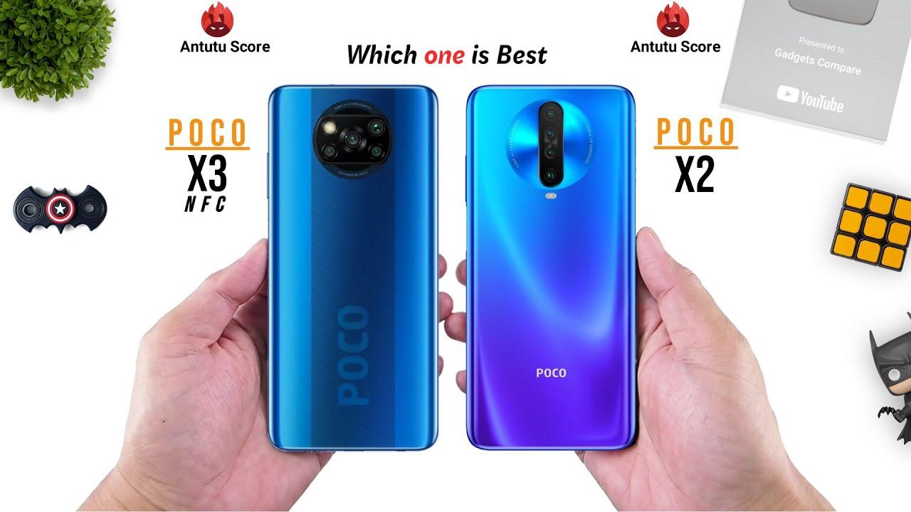 POCO X3 vs POCO X2 || Full Comparison - Which one is Best?